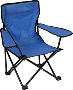 Pacific Play Tents Sapphire Blue Kids Super Folding Chair