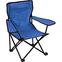 Pacific Play Tents Sapphire Blue Kids Super Folding Chair (56132)