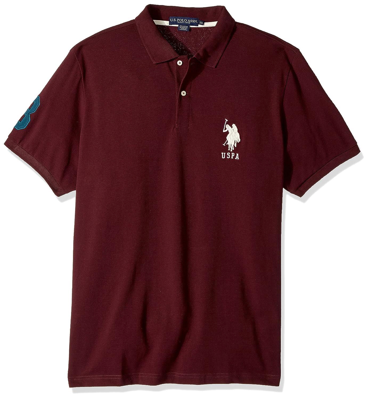 U.S. Polo Assn. Solid Pique Polo 11-3044-88