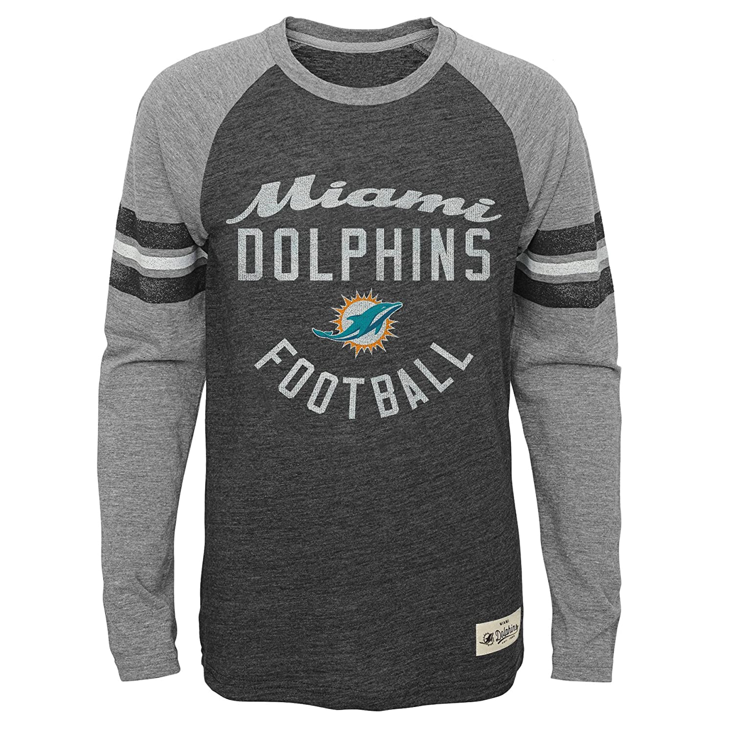 Outerstuff NFL NFL Kids /& Youth Boys Football Pride Long Sleeve Tee