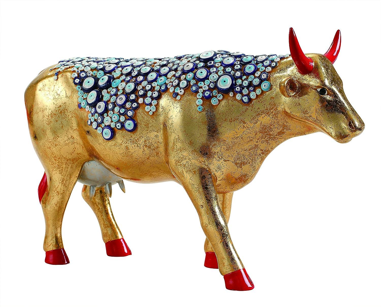 Cow Parade The Evil Eye Cow (aka Nazar bonçugu)-