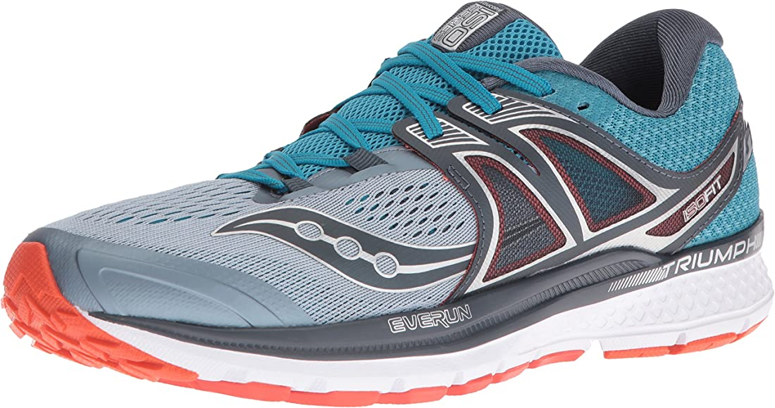 Triumph ISO 3 Running Shoe, Grey