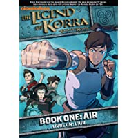 The Legend of Korra: Book One - Air