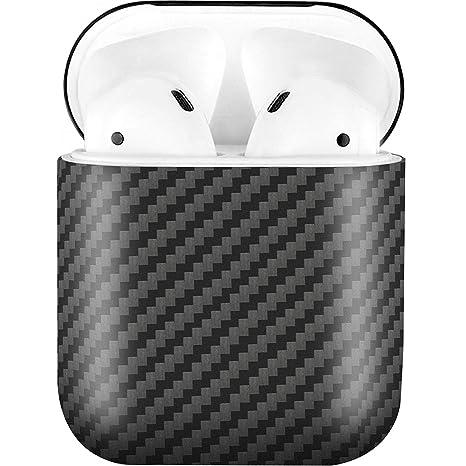 dcb658c96c7 Amazon.com: APSkins Real Carbon Fiber (Matte Black) Hardshell Case ...