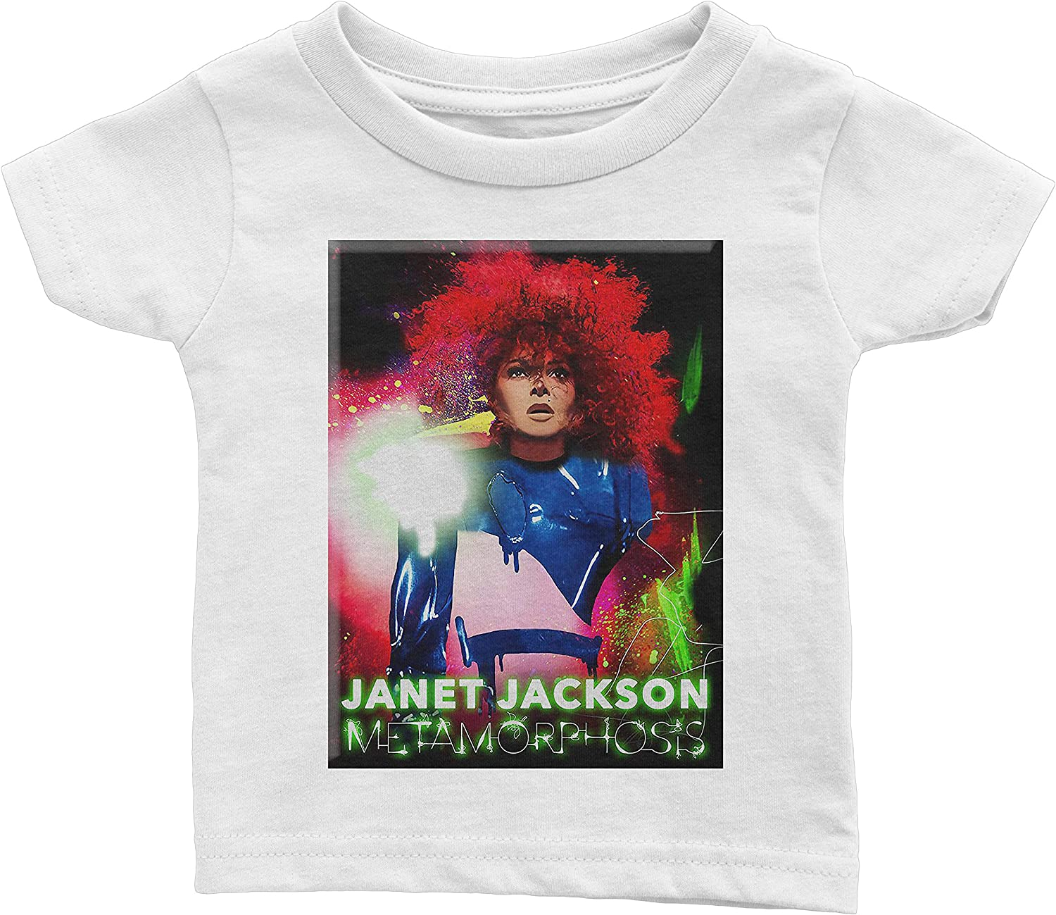 Metamorphosis Janet Jackson T-Shirt Youth