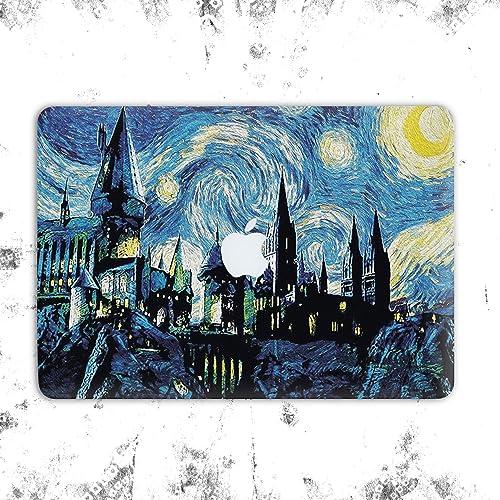 detailed look 513a8 fe3c4 Harry Potter Macbook Air 13 inch Hogwarts mqd42ll/a A1466 Mac Book 11-inch  Pro 13 13.3 13inch 15 in Retina 2018 2016 2017 2015 A1708 A1989 A1707 A1990  ...