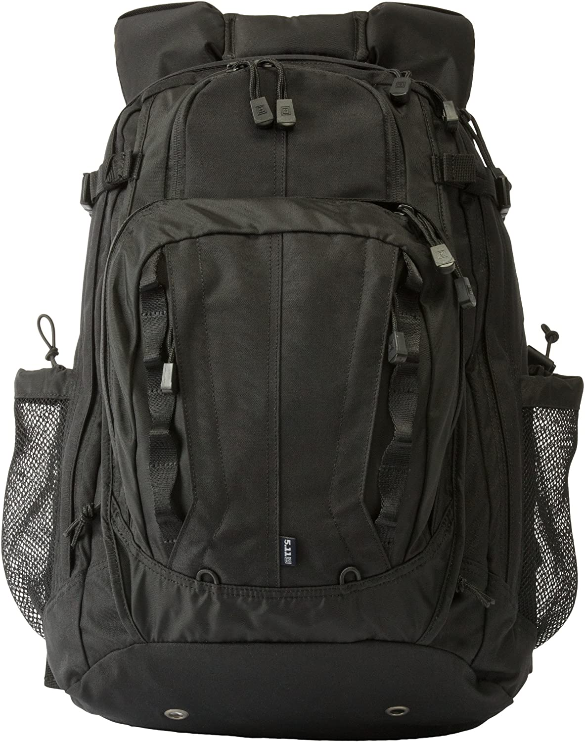 5.11 Tactical COVRT18 Covert Military Backpack, Large Assault Rucksack Pack, Style 56961, Black : Clothing
