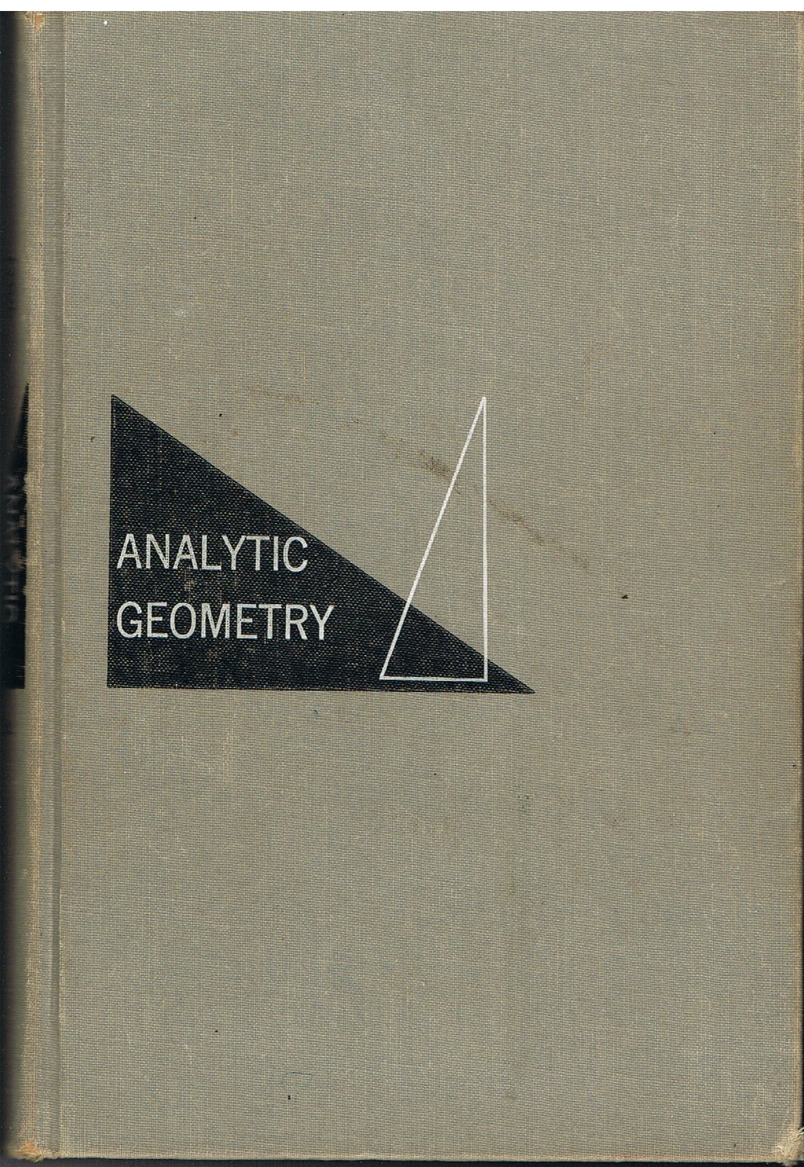 Analytic Geometry Fifth Edition