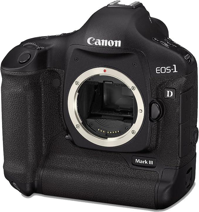 Canon EOS 1D Mark III - Cámara Réflex Digital 10.1 MP (Cuerpo ...