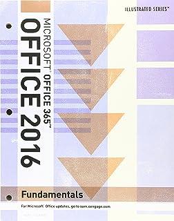 Bundle Illustrated Microsoft Office 365 2016 Fundamentals Loose Leaf Version