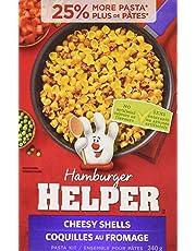 Hamburger Helper Cheesy Shells, 240 Gram