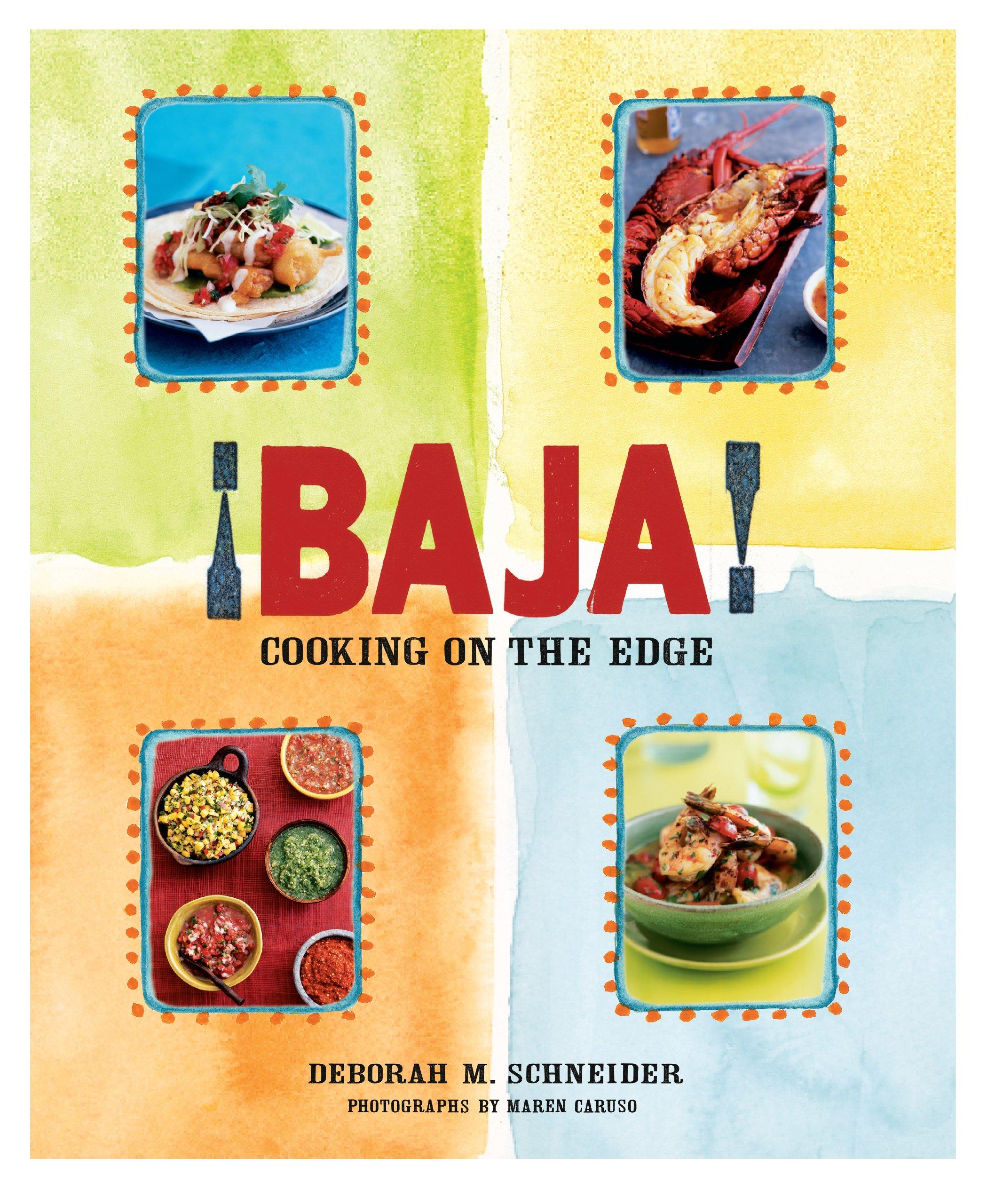 ¡Baja! Cooking on the Edge PDF