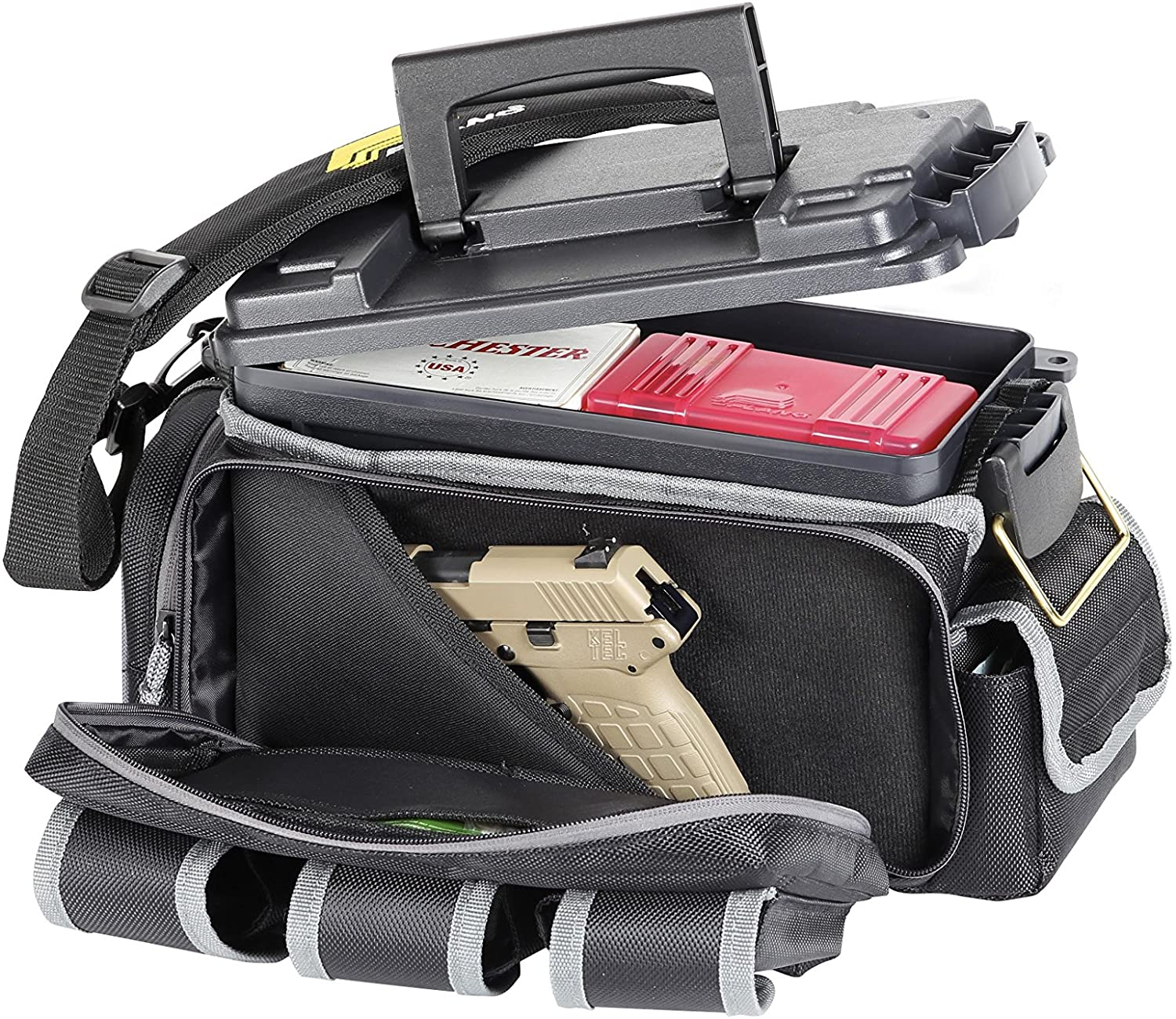 Plano 1312 X2 Range Bag, Black