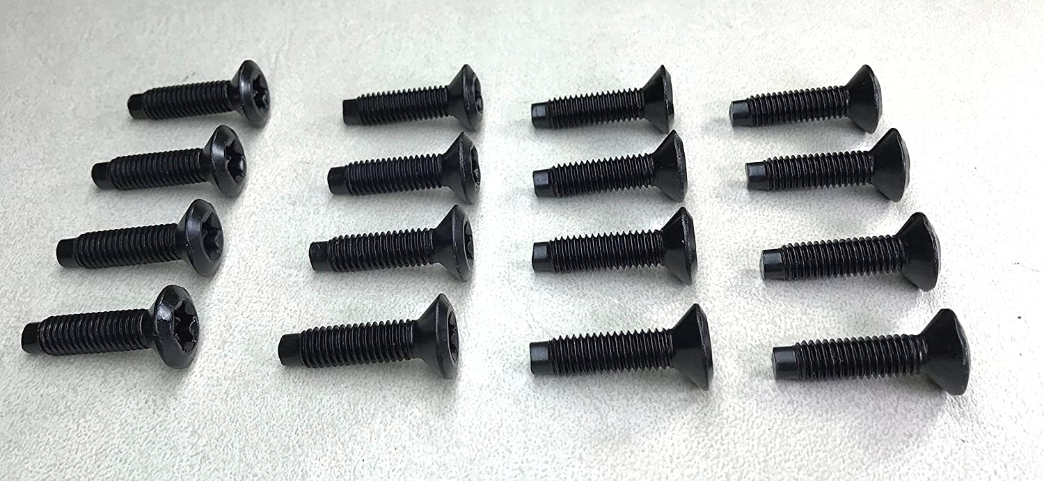 16 jeder / 2007 zu 2017 Jeep Wrangler Jk Door & Hood Hinge Torx Screws
