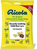Ricola Original Herbal Cough Suppressant Throat Drops, 50ct Bag