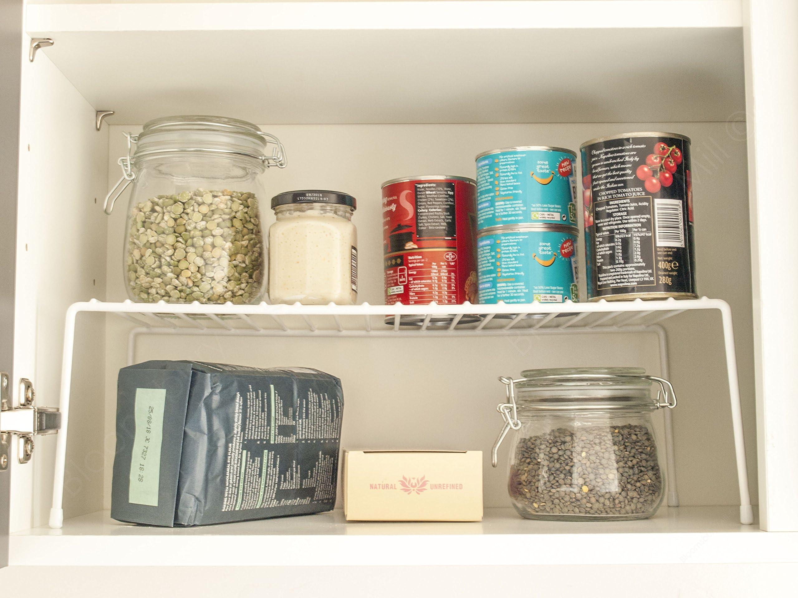 amazon co uk cupboard organizers home kitchen rh amazon co uk