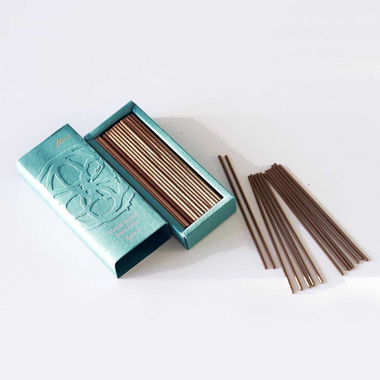 alta calidad Cypress pino : 100/% natural varillas de incienso puro s/ólida Stick templo varillas de incienso con Cypress pino estilo japon/és Punto Lobos basada en la planta pura