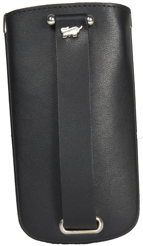 Braun B/üffel Basic Schl/üsseletui Leder 9 cm