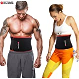 Amazon Price History for:Waist Trimmer Ab Belt for Faster Weight Loss. Includes FREE Fully Adjustable Impact Resistant Smartphone Sleeve for iPhone 7 and iPhone 7 Plus