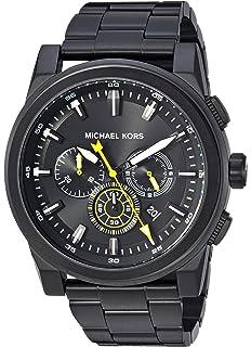 2dea9e710fb6 Amazon.com  Michael Kors Men s Theroux Analog-Quartz Watch with ...