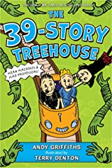 The 39-Story Treehouse: Mean Machines & Mad Professors! (The Treehouse Books Book 3) Kindle Edition