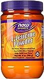 NOW Sports  L-Leucine Powder, 9-Ounce