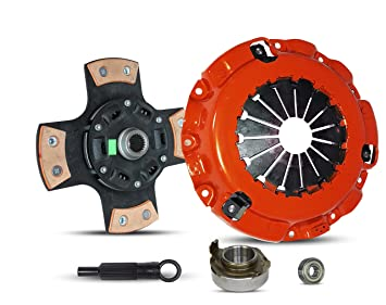 Kit de embrague Racing Stage 3 para Mazda RX-7 1.3L R2 Gas Turbo: Amazon.es: Coche y moto