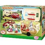 Sylvanian Families 5045 The Caravan,Playset