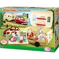 Sylvanian Families The Caravan,Playset
