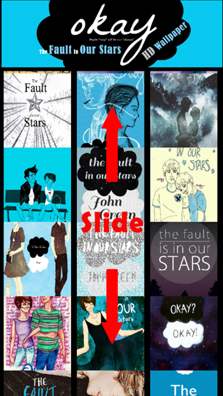 Amazon Com The Fault In Our Stars Wallpaper Hd Appstore For Android