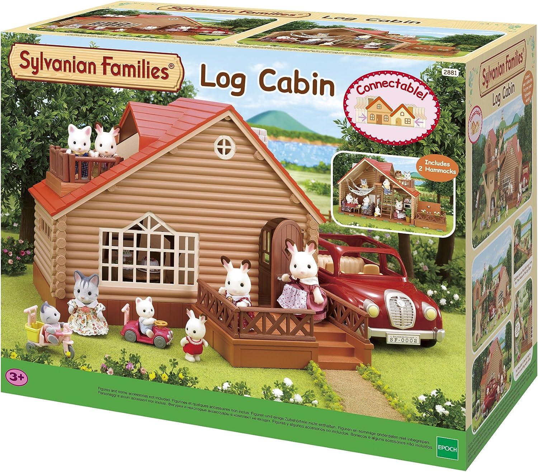 SYLVANIAN FAMILIES 2881 - Chalet para muñeca: Amazon.es: Juguetes y juegos