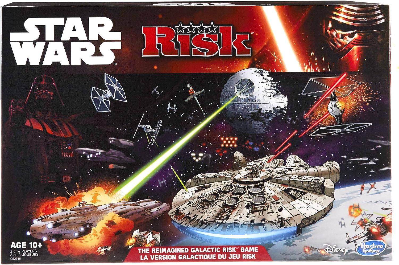 Hasbro RISK STAR WARS - Board game: Amazon.es: Juguetes y juegos