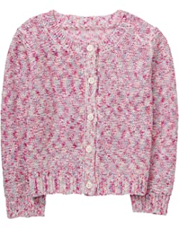 e78a36917 Amazon.com  Gymboree Girls  Toddler Long Sleeve Zip Ribbed Cardigan ...