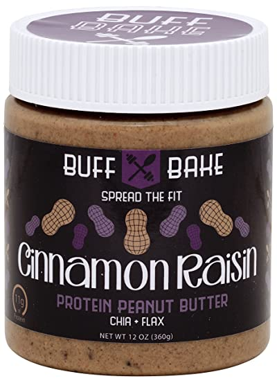 Buff Bake - Protein Nut Butter Gluten Free Peanut Butter Cranberry Coconut - 12 oz.