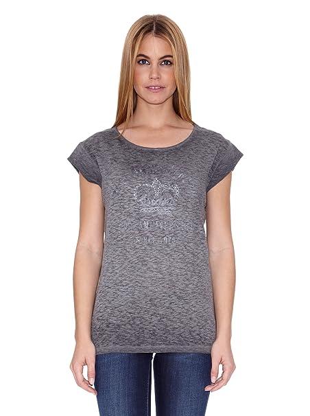 Pepe Jeans London Camiseta Forties Plata M