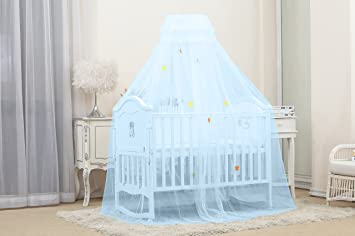 Kiddale High Quality Mosquito Net With STAND3 Position Adjustable Height To Fix On