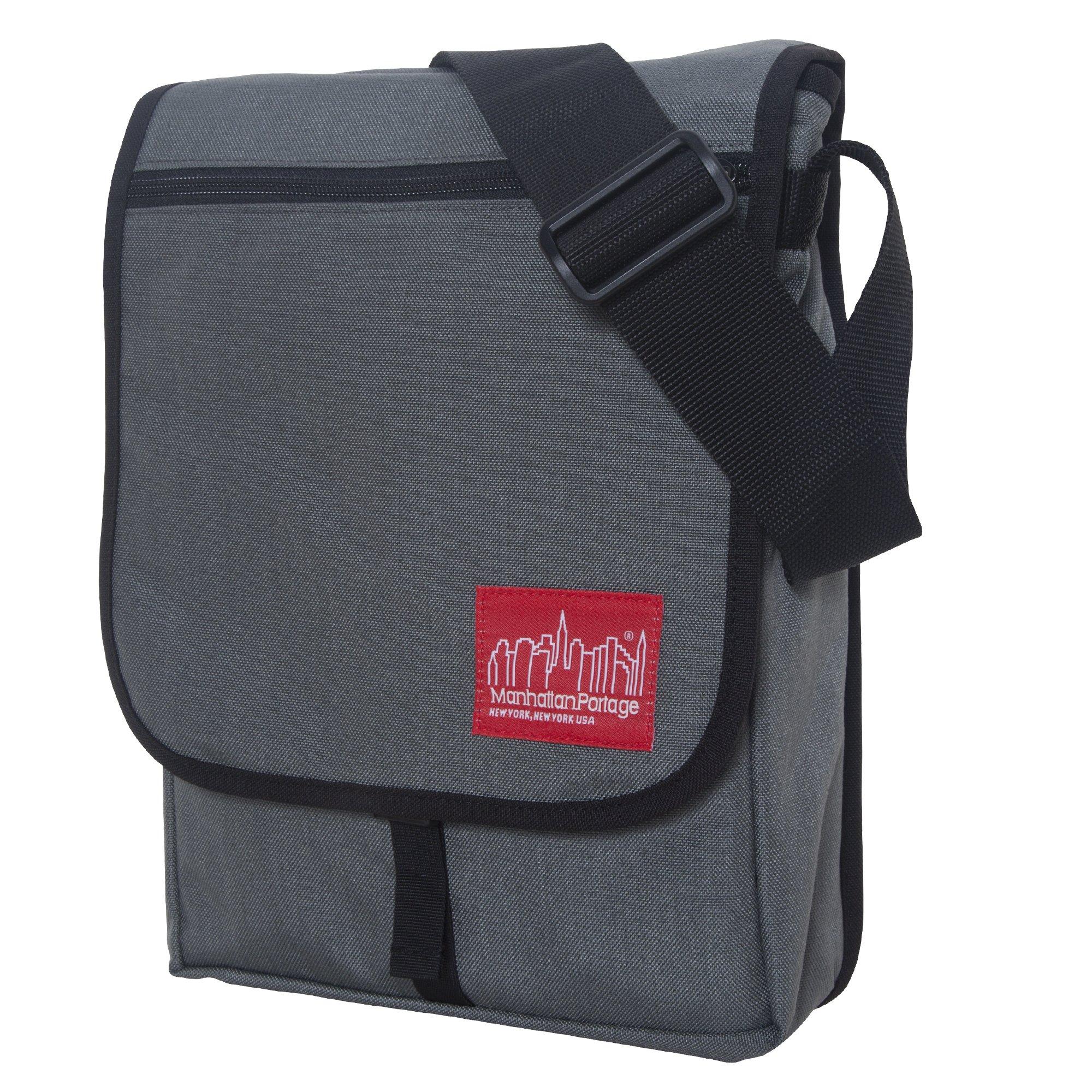 Manhattan Portage Manhattan Laptop Bag (Grey)