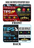 Tips - Five Star Accessories Rider-Share Sign for