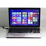 "Toshiba Satellite 15.6"" LED (1920 x 1080) Touch-Screen Laptop - Intel Core i5-4200U processor - 8GB Memory - 750GB Hard Drive - Windows 8 - Backlit Keyboard - Prestige Silver"