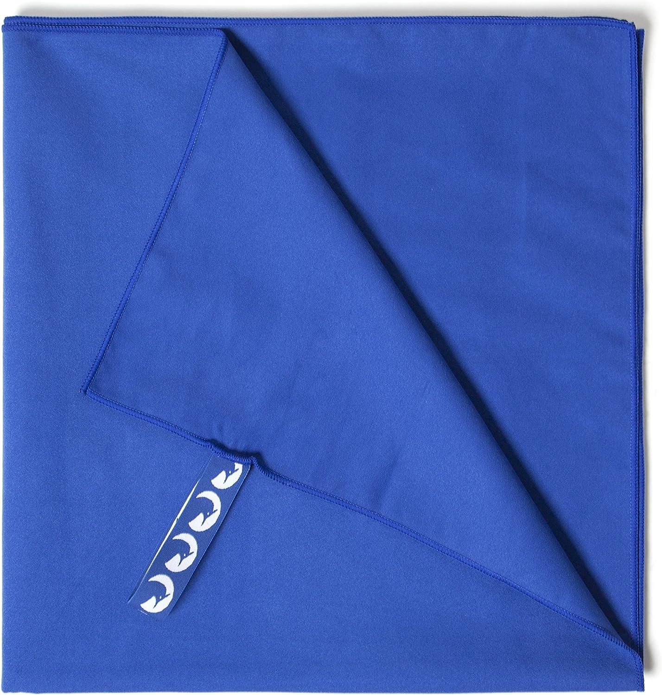 Blue Geometrics TURGAYS Microfibre Travel Towel Beach Camping Sports XL