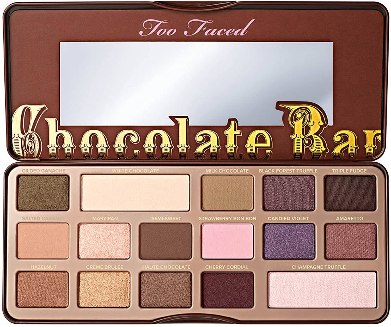 Too Faced - Paleta semi-sweet chocolate bar