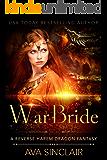 War Bride: A Reverse Harem Dragon Fantasy (Drakoryan Brides Book 3)
