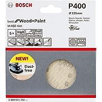 Disco Lixanet 125 mm, Bosch 2608621152-000, Bege