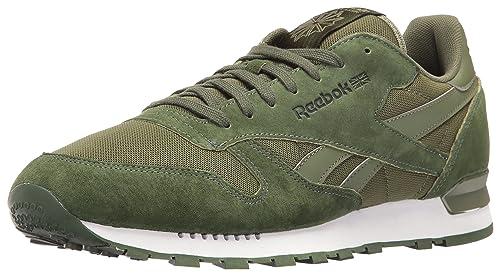 e3f2e6b5dce04 Reebok Men s CL Leather Clip ELE Fashion Sneaker