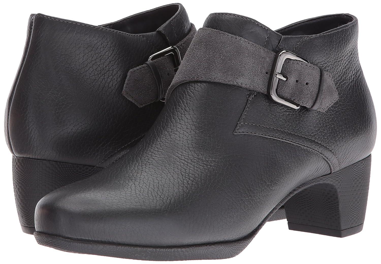 SoftWalk Women's Imlay Boot B019QITT6M 12 N US Dark Grey