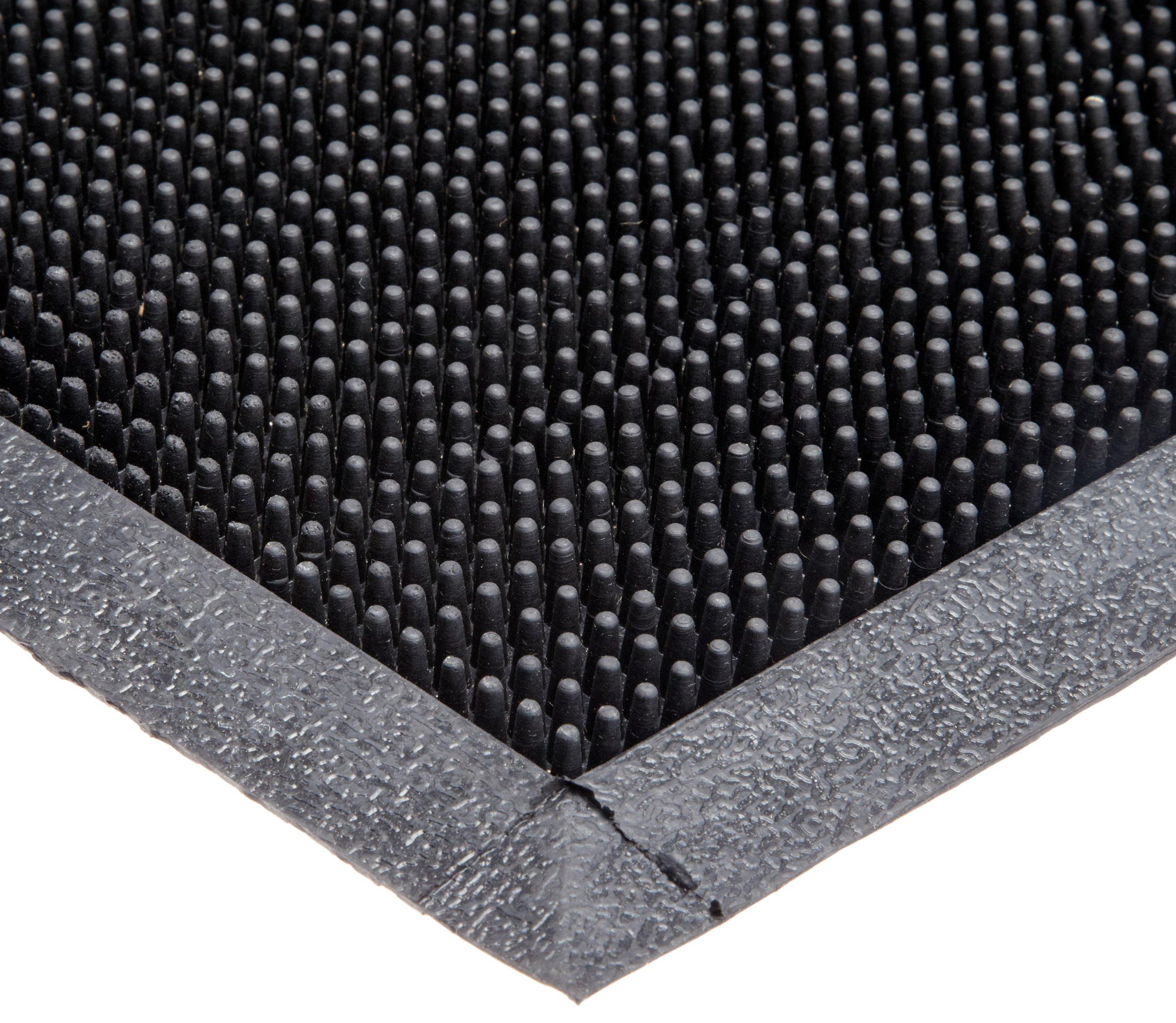 durable corporation heavy duty rubber fingertip entrance. Black Bedroom Furniture Sets. Home Design Ideas
