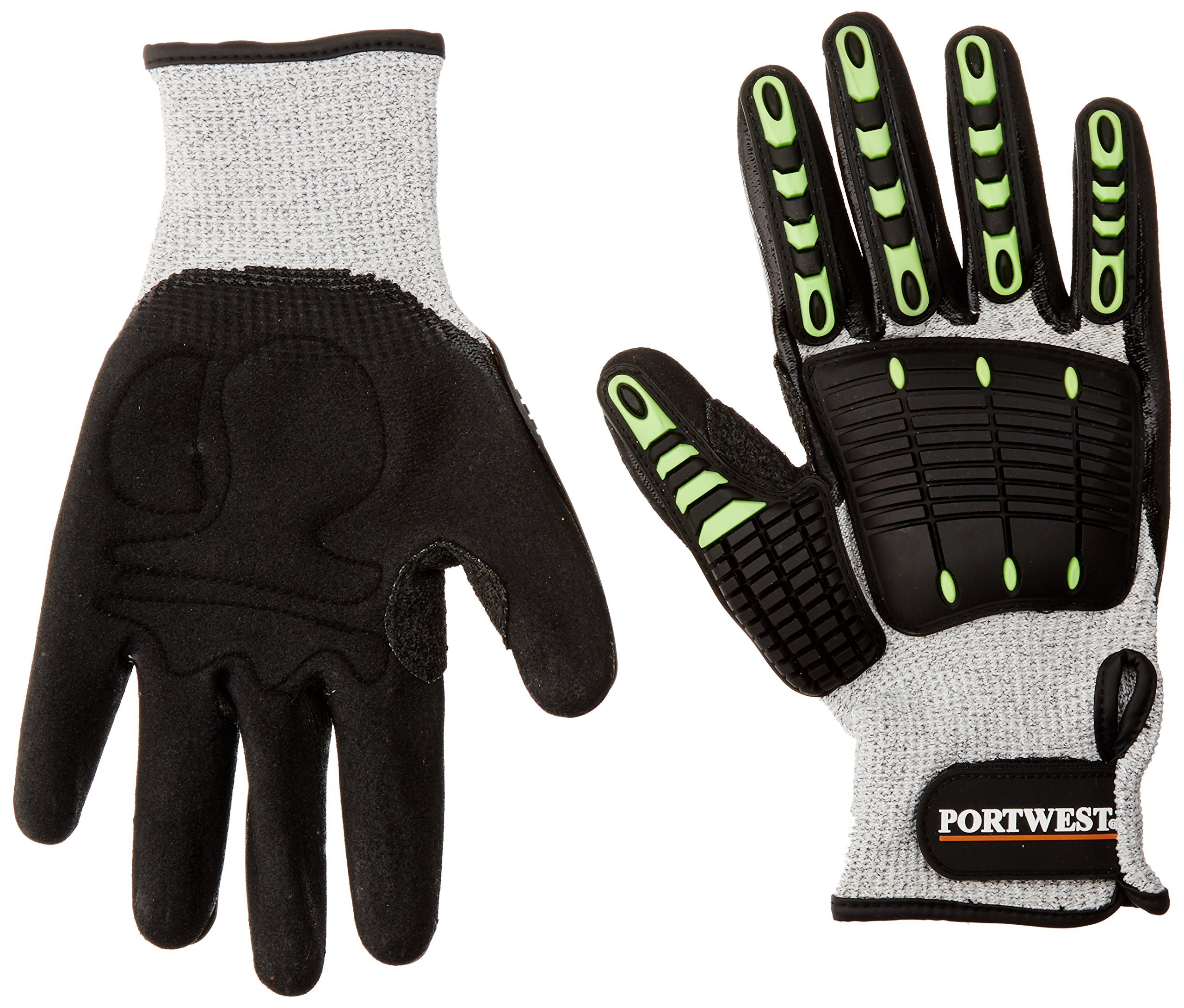 Portwest A722 Anti Impact Cut Resistant Glove, Large by Portwest (Image #1)