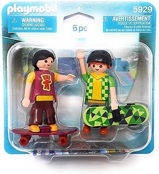 PLAYMOBIL 5929 Duo Pack Skater: Amazon.es: Juguetes y juegos
