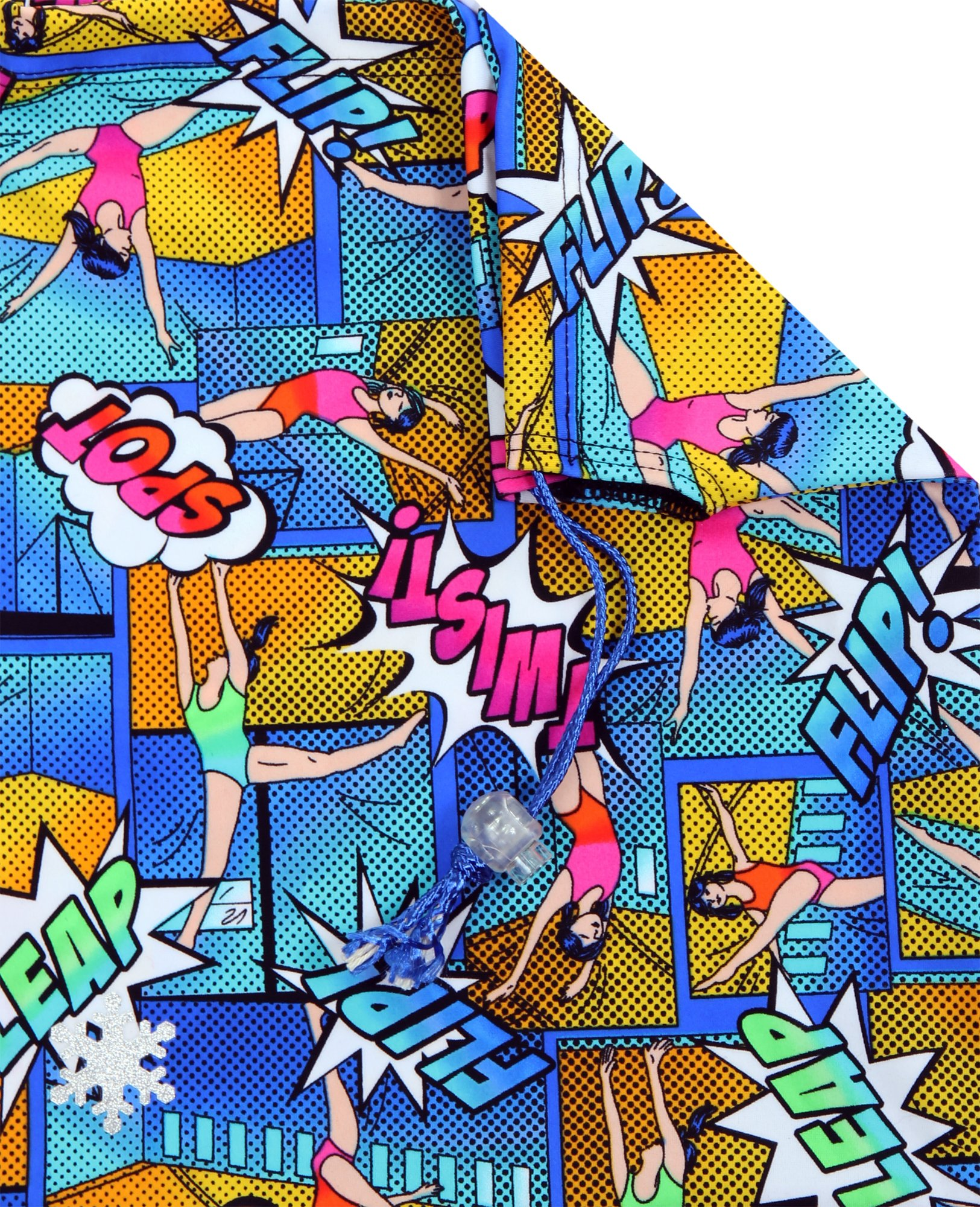 Snowflake Designs Heroic Gymnastics Grip Bag