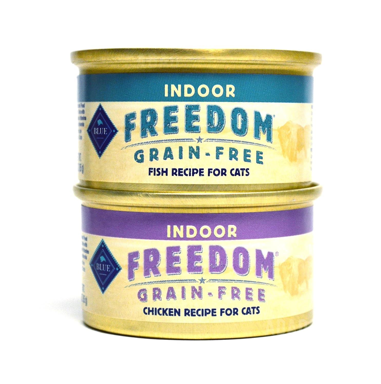Blue Buffalo Freedom Grain Free - Caja de alimentos para ...